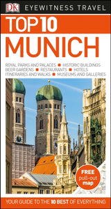 Top 10 Munich-9780241294581