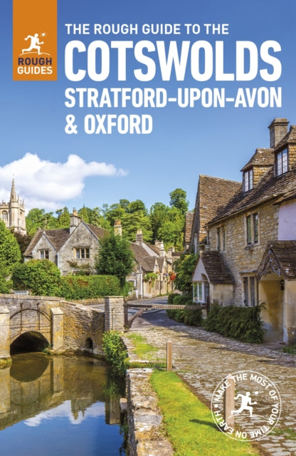The Rough Guide to the Cotswolds, Stratford-upon-Avon and Oxford-9780241308752
