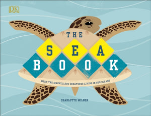 The Sea Book-9780241355374