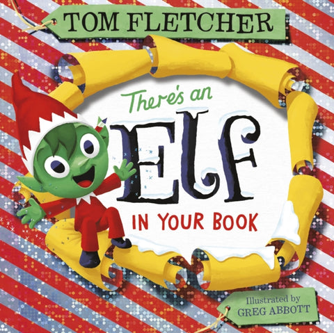 There's an Elf in Your Book-9780241357347