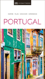 DK Eyewitness Travel Guide Portugal-9780241358306