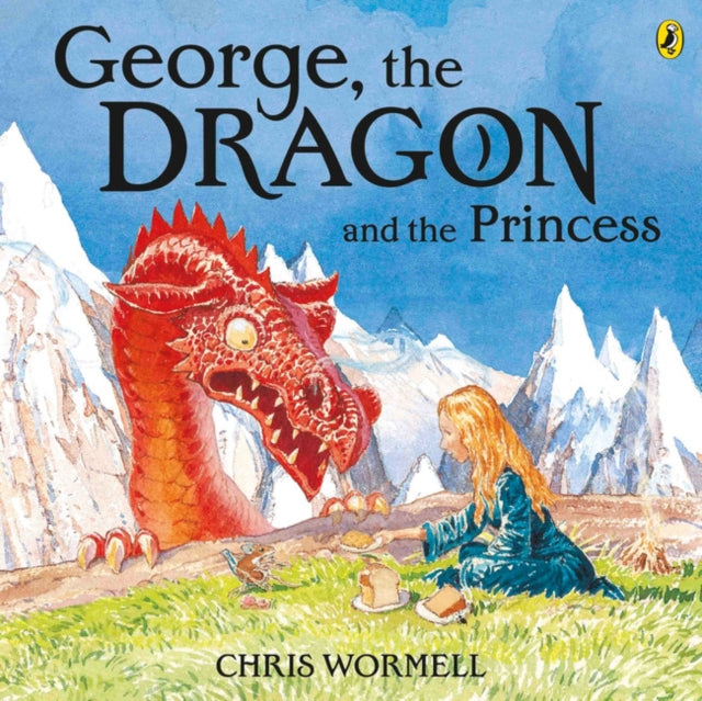 George, the Dragon and the Princess-9780241363478