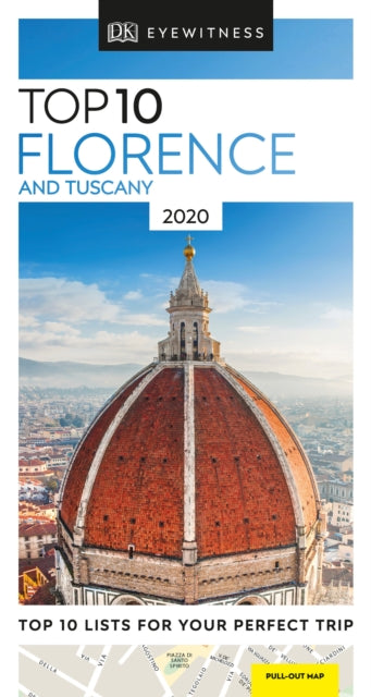 Top 10 Florence and Tuscany : 2020-9780241364796