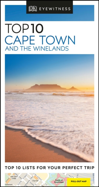 Top 10 Cape Town and the Winelands-9780241367988