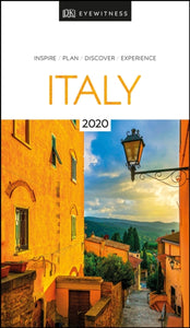 DK Eyewitness Travel Guide Italy : 2020-9780241368732