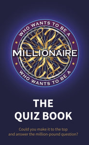 WHO WANTS TO BE A MILLIONAIRE QUIZ BOOK-9780241378885