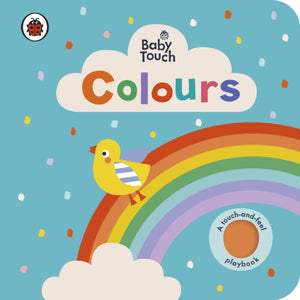 Baby Touch: Colours-9780241379103