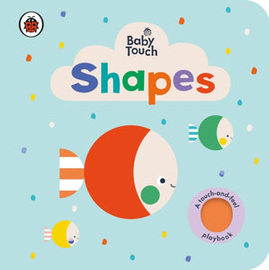Baby Touch: Shapes-9780241379158
