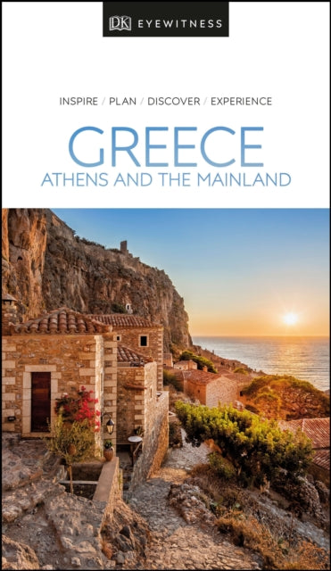 DK Eyewitness Greece, Athens and the Mainland-9780241409367