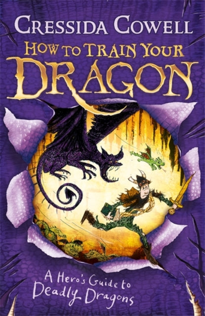 A Hero's Guide to Deadly Dragons-9780340999134