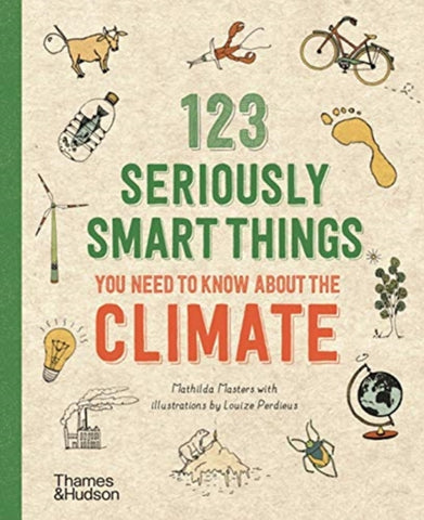 123 Seriously Smart Things You Need To Know About The Climate-9780500296035