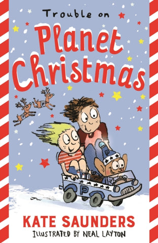 Trouble on Planet Christmas-9780571361120