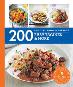 200 Easy Tagines and More : Hamlyn All Colour Cookboo-9780600633419