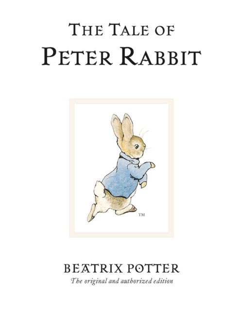 The Tale of Peter Rabbit-9780723247708