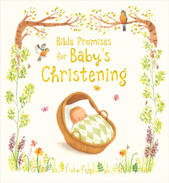 Bible Promises for Baby's Baptism-9780745976204
