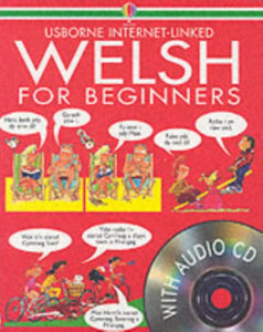 Welsh for Beginners-9780746046449