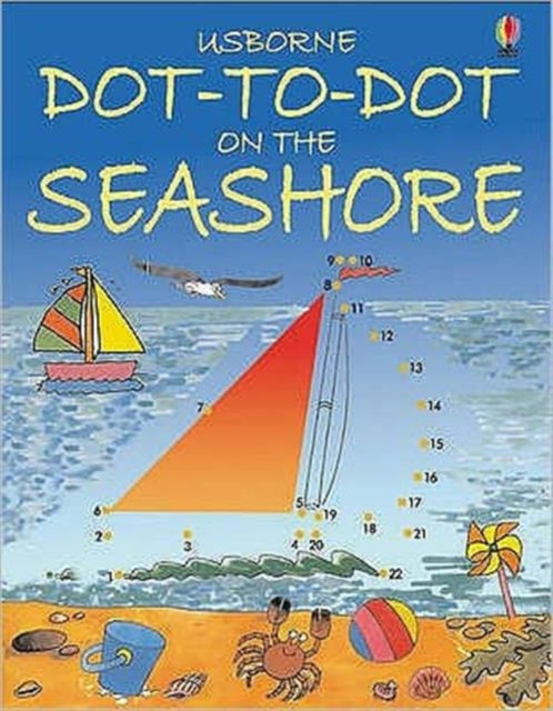 Dot to Dot Seashore-9780746057179