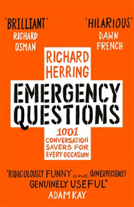 Emergency Questions : 1001 conversation-savers for any situation-9780751574388