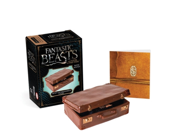 Fantastic Beasts and Where to Find Them: Newt Scamander's Case : With Sound-9780762460724