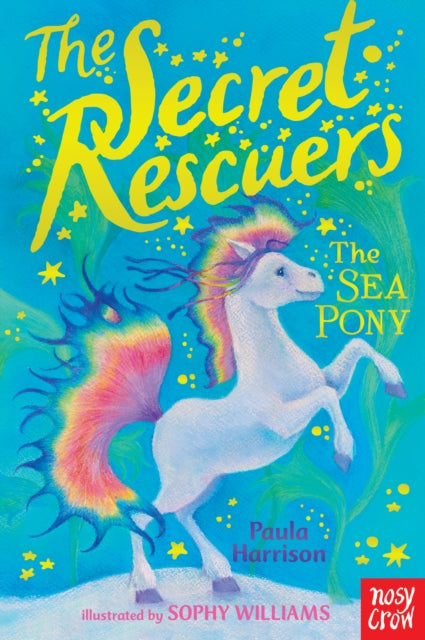 The Secret Rescuers: The Sea Pony-9780857637697