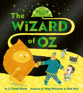 The Wizard of Oz-9781405286299