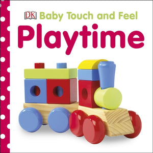 Baby Touch and Feel Playtime-9781405331982
