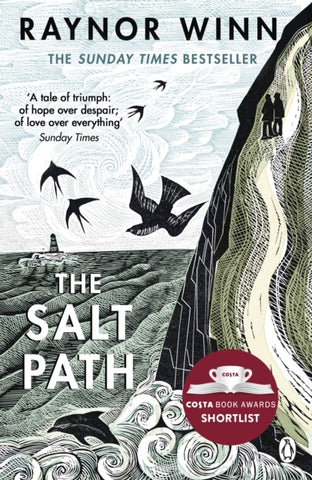 The Salt Path : The uplifting true story. A Sunday Times Bestseller. Shortlisted for The Wainwright Prize-9781405937184