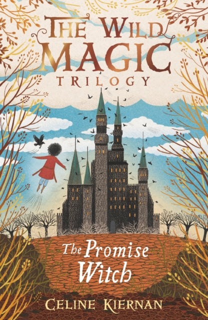 The Promise Witch (The Wild Magic Trilogy, Book Three)-9781406373936