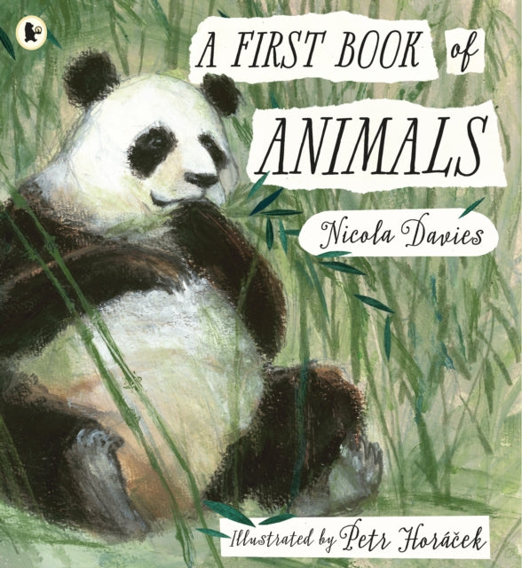 A First Book of Animals-9781406378122
