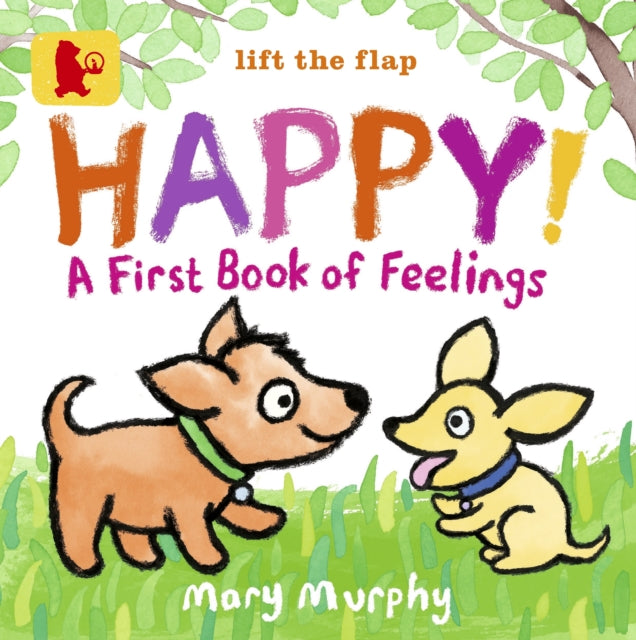 Happy!: A First Book of Feelings-9781406380651
