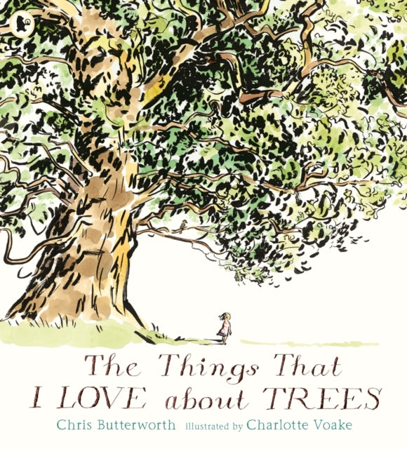 The Things That I LOVE about TREES-9781406382877