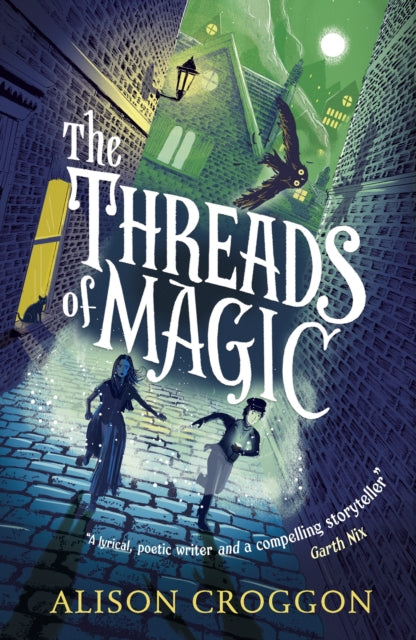 The Threads of Magic-9781406384741