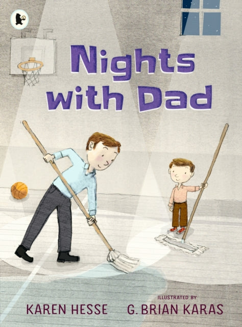 Nights with Dad-9781406386837