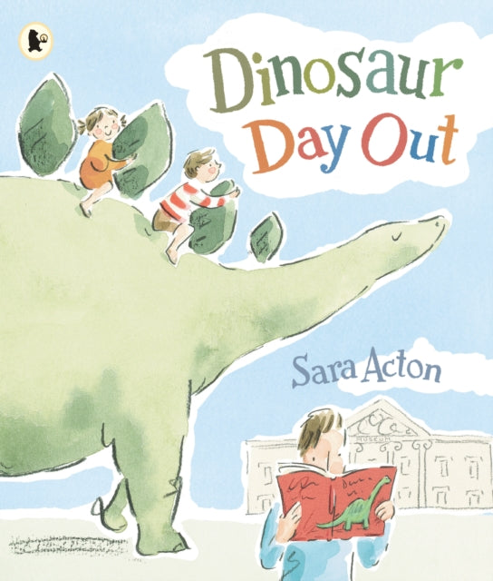 Dinosaur Day Out-9781406387957