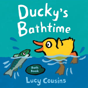 Ducky's Bathtime-9781406388336