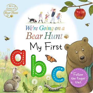 We're Going on a Bear Hunt: My First ABC-9781406391299