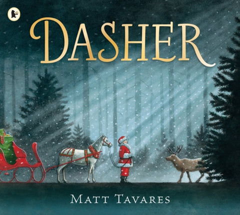 Dasher : How a Brave Little Doe Changed Christmas Forever-9781406393057