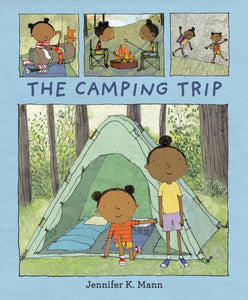 The Camping Trip-9781406393507