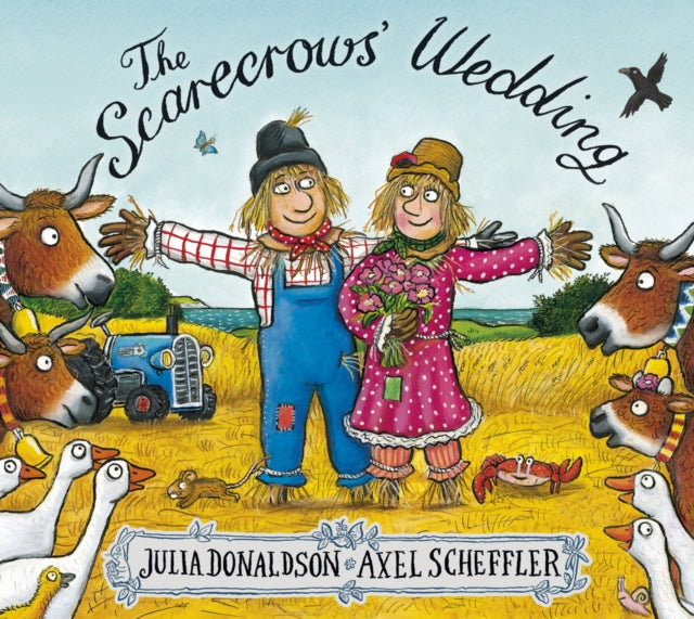 The Scarecrows' Wedding-9781407170749