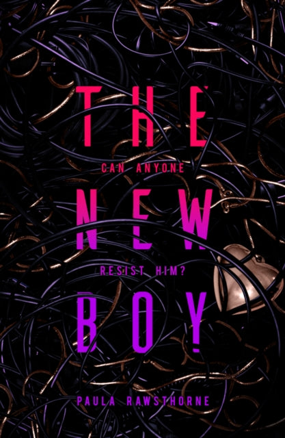 THE NEW BOY-9781407180267