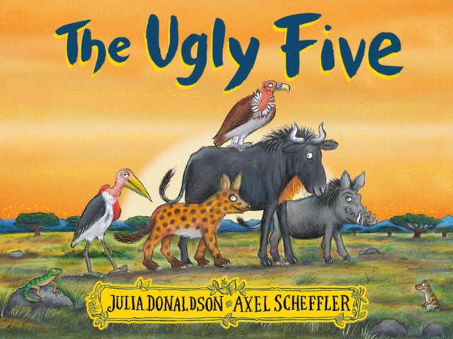 The Ugly Five-9781407184630
