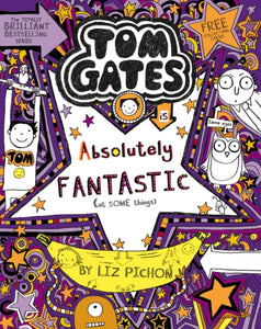 Tom Gates is Absolutely Fantastic (at some things)-9781407193472