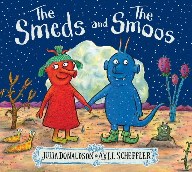 The Smeds and the Smoos PB-9781407196657
