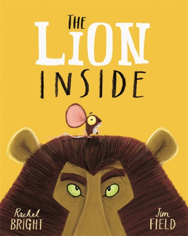 The Lion Inside-9781408331606