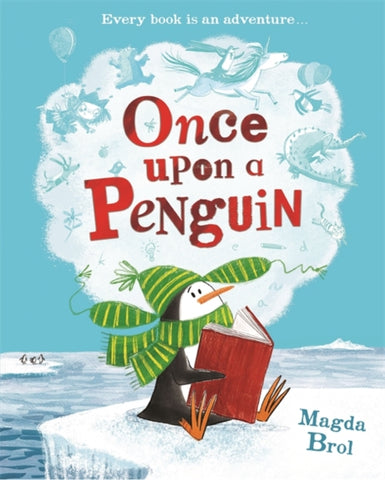 Once Upon a Penguin-9781408350911