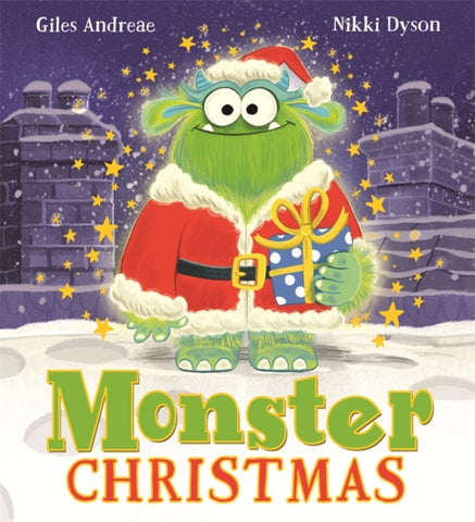 Monster Christmas-9781408357620