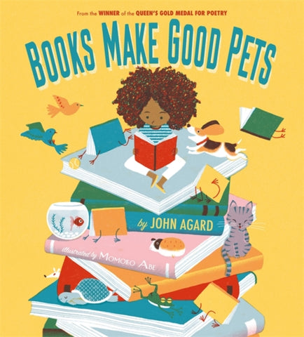 Books Make Good Pets-9781408359877