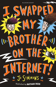 I Swapped My Brother On The Internet-9781408877753