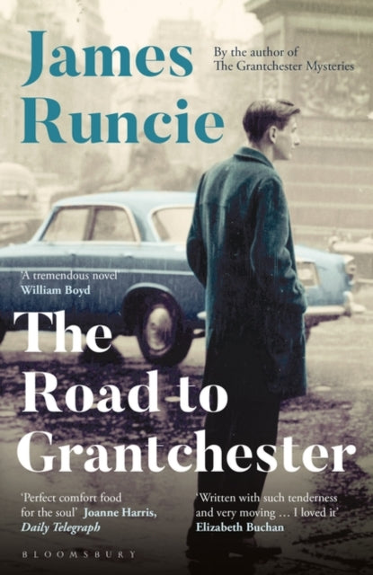 The Road to Grantchester-9781408886861