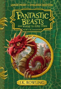 Fantastic Beasts and Where to Find Them : Hogwarts Library Book-9781408896945